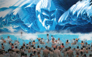 Mt. Olympus Water and Theme Park Poseidons Rage